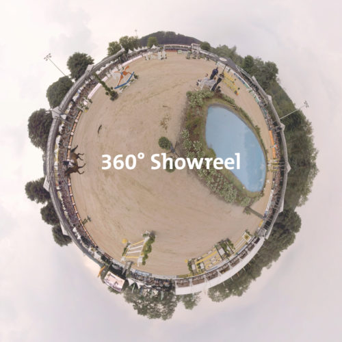 360° showreel virtual reality vr 360°