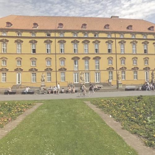 Drehteam Coverbild Osnabrück Schlossgarten